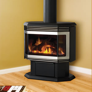 Fireplaces Optima 45 Of 45 Gas Free Standing