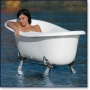 Clawfoot Bathtub - Bayla