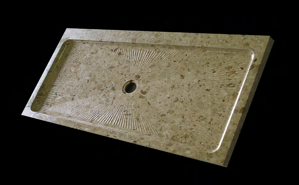 Solid Stone Shower Trays   Various Colors/Sizes