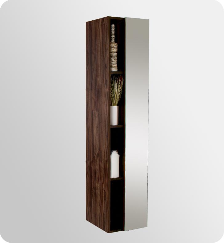 Bathroom Storage u0026 Linen Units - Walnut & Bathrooms : Bathroom Storage u0026 Linen Units - Walnut