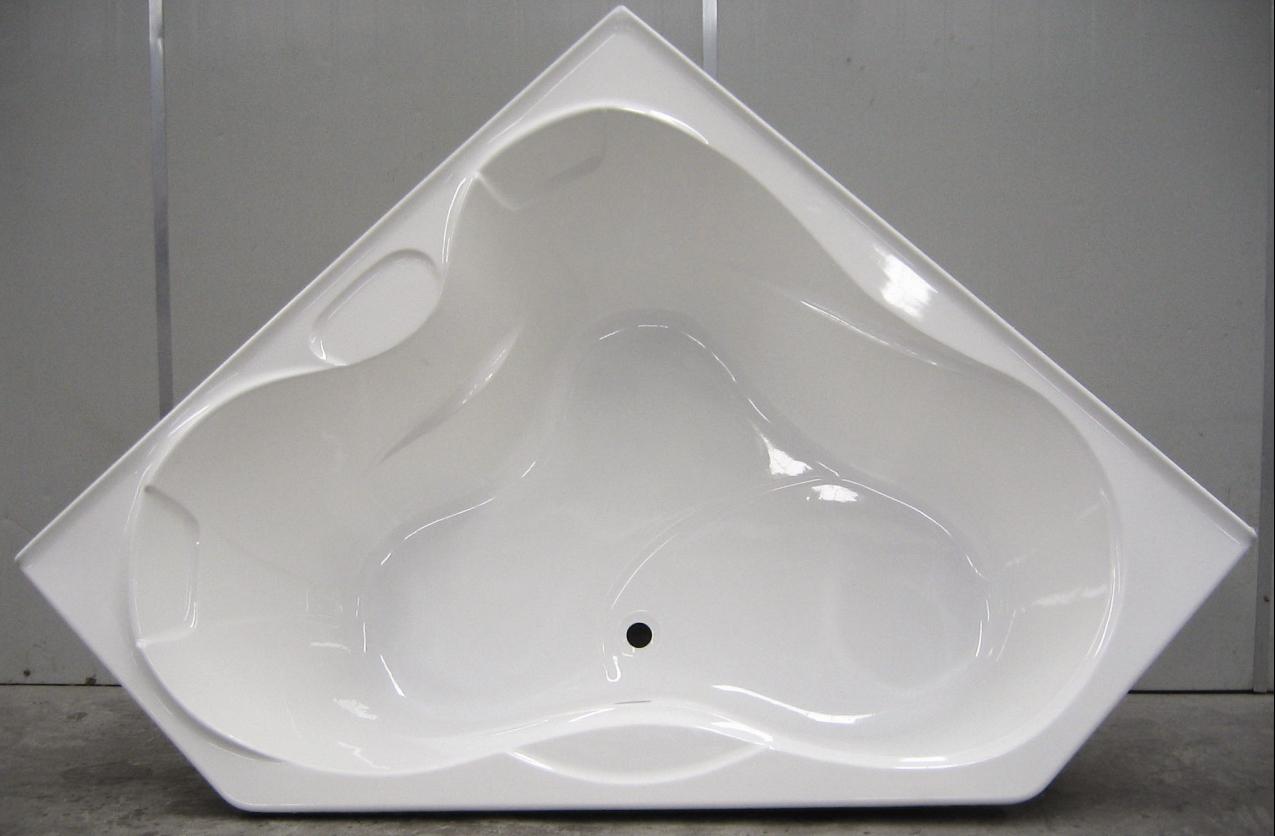 Bathtubs : Broadway Corner Tub - 54\\\