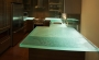 Stunning Custom Glass Kitchen Countertops