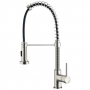VG02001 - Pull-Down Spray Kitchen Faucet Chrome or Stainless